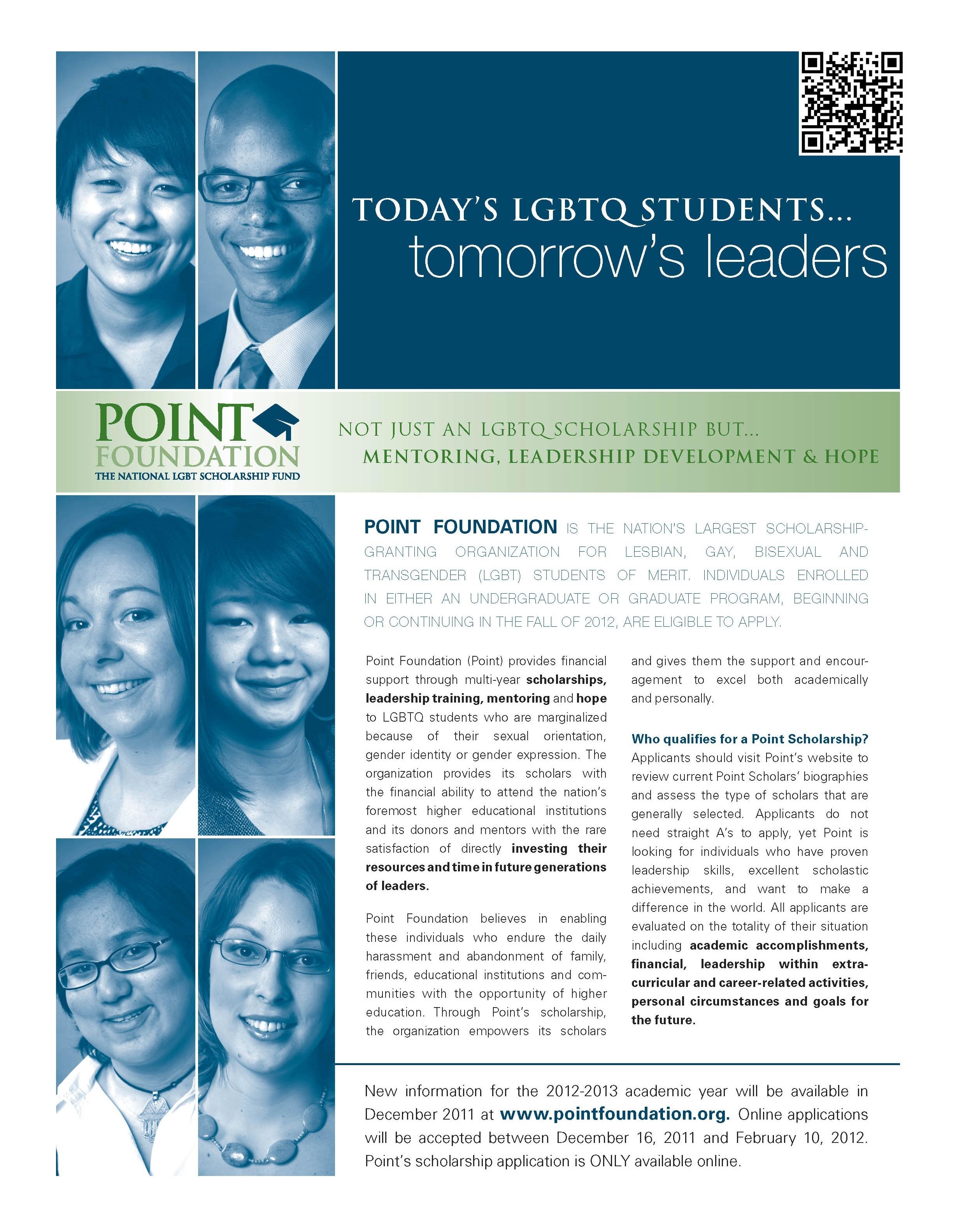 Core Scholarship Program